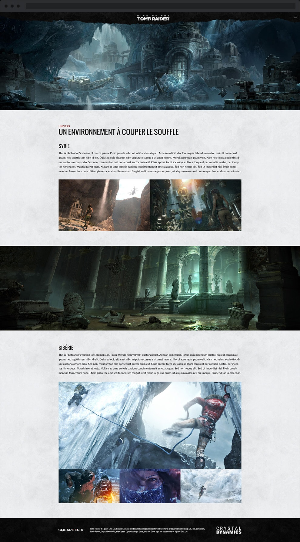 5-universRise of the Tomb Raider Redesign
